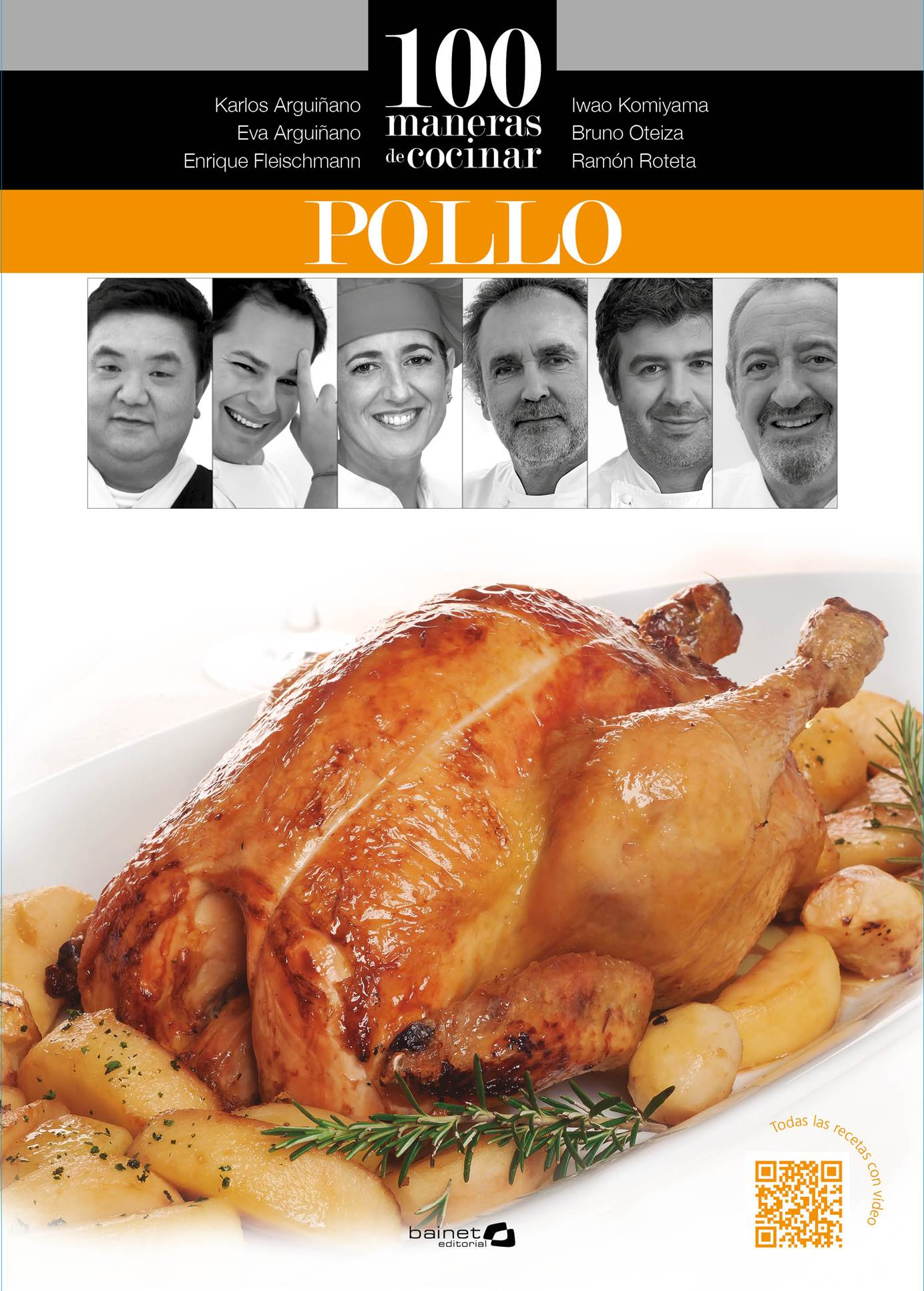 100 maneras de cocinar pollo miraguano for Maneras de cocinar pollo